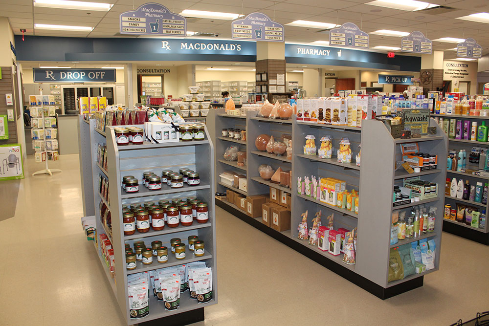 Inside MacDonald's Pharmacy