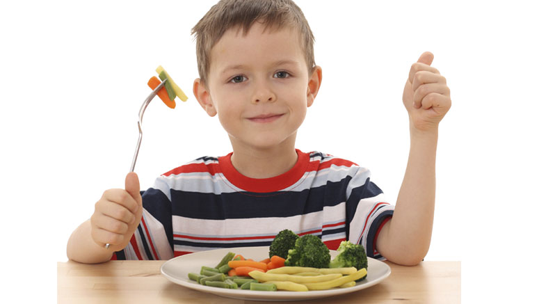 Teaching Your Children Healthy Habits